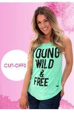 Shop All Women's Cut-Offs