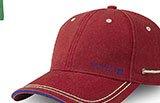 Men's Skip Lace Cord Baseball Hat