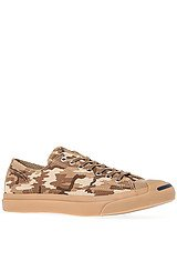 The Jack Purcell LTT Camo Sneaker in Sand