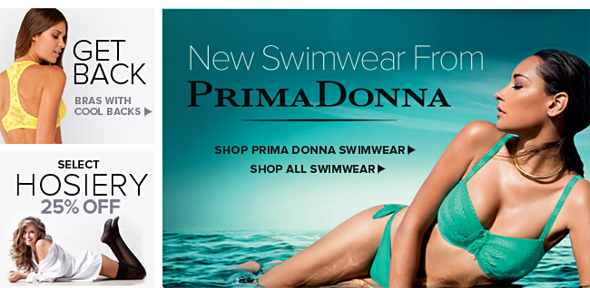 Swimwear from Prima Donna