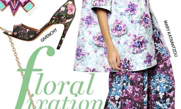 Floral Fixation