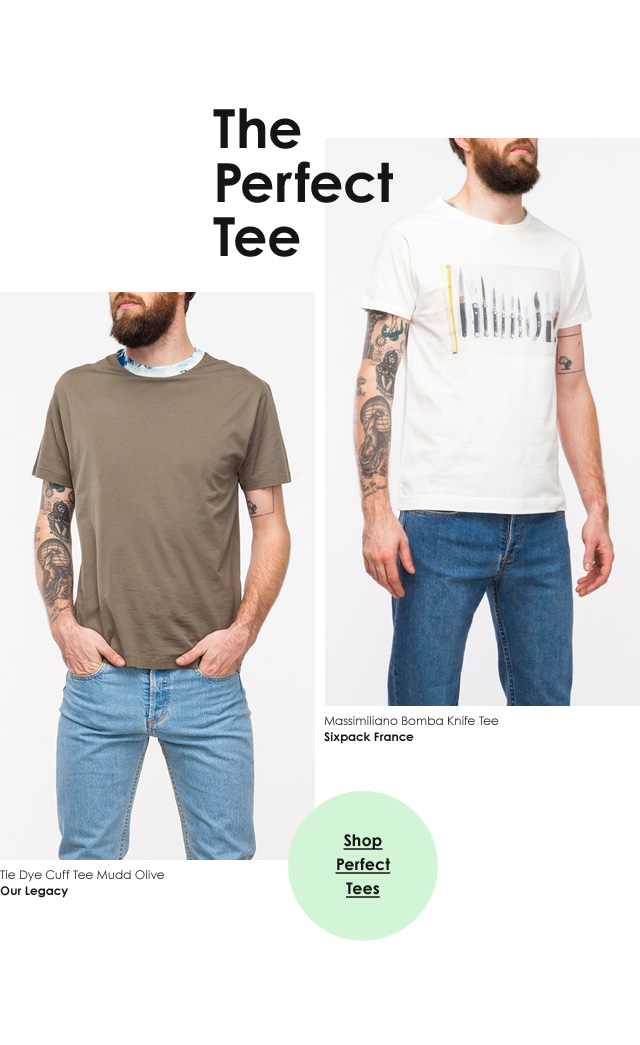 The Perfect Tee