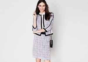 Work Style: Suits, Dresses & More