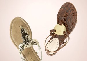 Step into Spring Sandals