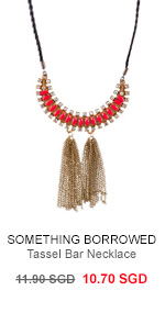 Tassel Necklace 11.90 SGD
