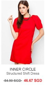 Shift Dress now 46.67 SGD