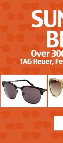 Sunglasses Blowout