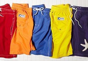 Solid Style: Swimwear