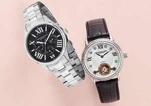 Up 80% Off: Watches