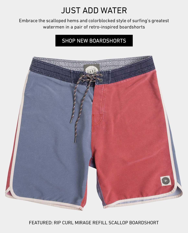 New Boardshorts