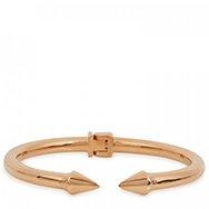 VITA FEDE - Titan gold plated bangle