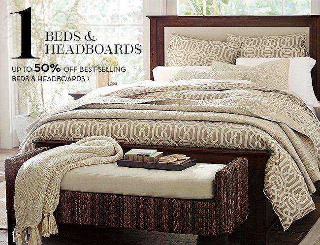 1 BEDS & HEADBOARDS