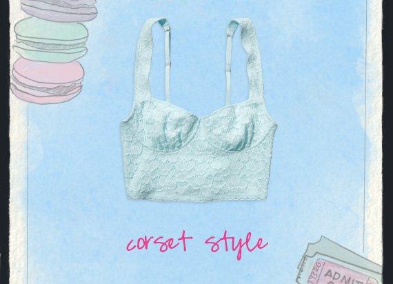 corset style