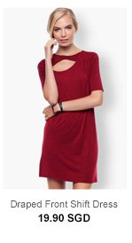 Shift Dress 19.90 SGD