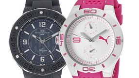 Watches by Anne Klein and Kenneth Cole