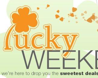 lucky weekenders