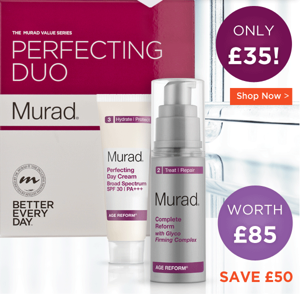 Save £50 on this superb Duo - to smooth and brighten the skin and diminish the appearance of fine lines and wrinkles.
