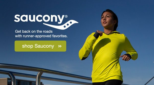 Saucony: Sporty Styles You'll Swoon For…