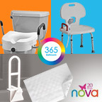 365 Bathroom Safety Products from Nova