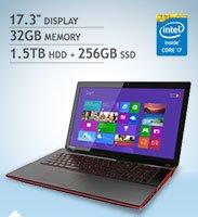 Toshiba Qosmio X75 Laptop