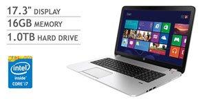 HP ENVY 17T Quad Laptop