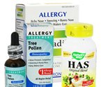 Allergy Formulas