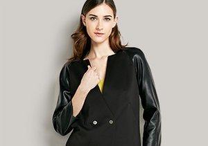 Best of Black: Outerwear