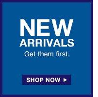 NEW ARRIVALS   SHOP NOW