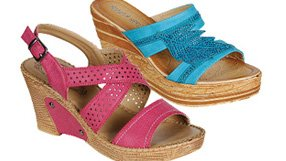 Cozumel Comfort Shoes by Serene & Pinky