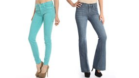 Hudson, James Jeans and more