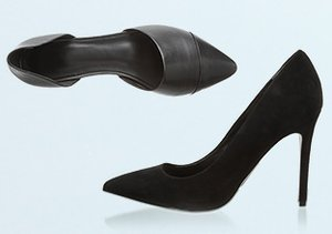 Best of Black: Flats & Heels