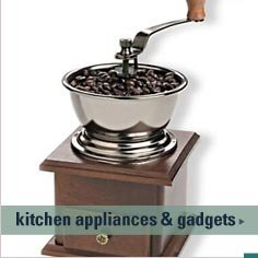 kitchen appliances & gadgets