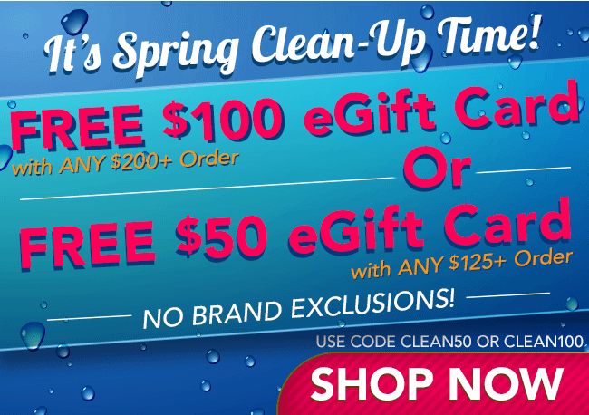 Get a free $100 Gift Card