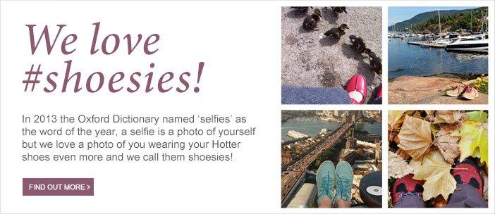 We Love Shoesies!