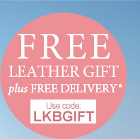 Free Leather Gift plus free delivery*