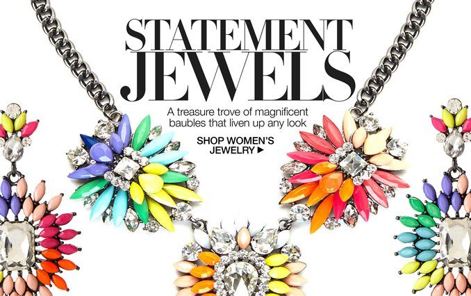 Shop Jewelry - Ladies.