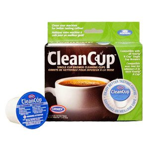 Clean Cup for K-Cups