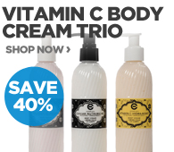 Vitamin C Body Cream Trio