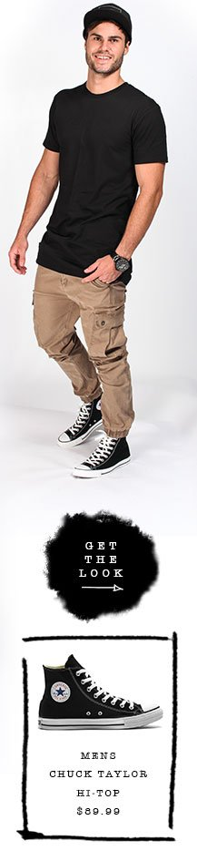 Shop Mens Styled With Cons