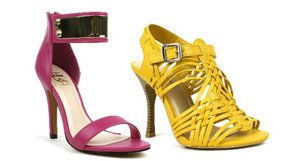 Paris Trend Alert: Single Sole Pumps