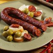 Hot Palacios Slicing Chorizo