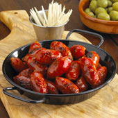 Mini Cooking Chorizo Links
