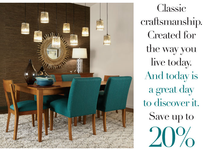 Save up to 20%!