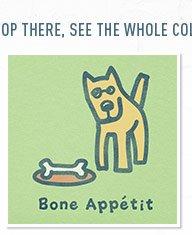 Women's Bone Appetit Tee