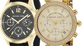 The M's of Time: Michael Kors, Marc Jacobs, Movado