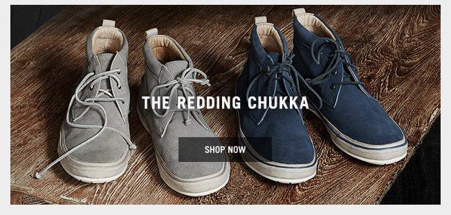 The Redding Chukka