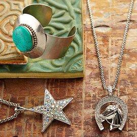Western Style Showcase: Jewelry