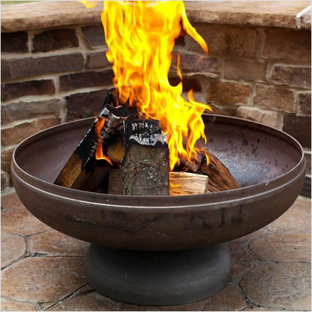 Ohio Flame Fire Pit