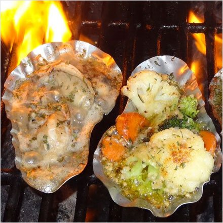 Schwings SOS Reusable Oyster Shells