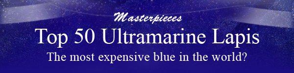 Masterpieces Top 50 Ultramarine Lapis